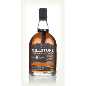 Millstone 10y French Oak Single Dutch Malt Whisky