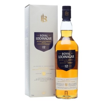 Royal Lochnagar Highland Single Malt 12y
